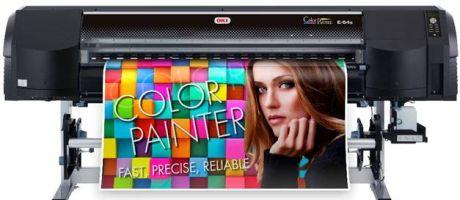 Oki introduceert ColorPainter E-64s breed formaat printer