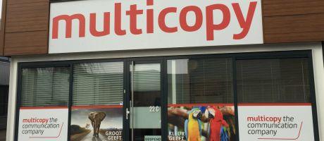 MultiPrint Ede overgenomen door Multicopy Apeldoorn