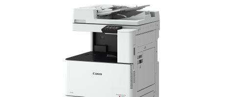 Canon introduceert  imageRUNNER C3025i met eco-nieter