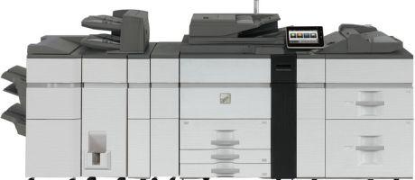 Sharp introduceert MX-M905, 90 ppm zwart-wit productieprinter