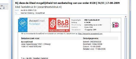 AcceptEmail en Basware bieden B2B en B2C oplossing voor digitaal factureren en betalen